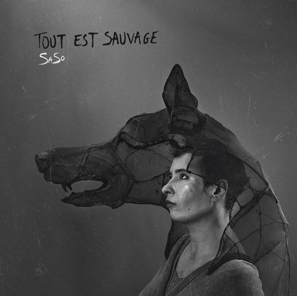 """07/04 – SASO (lille) Release Party de """"Tout est Sauvage""""+ Guest/ La Malterie, Lille"""