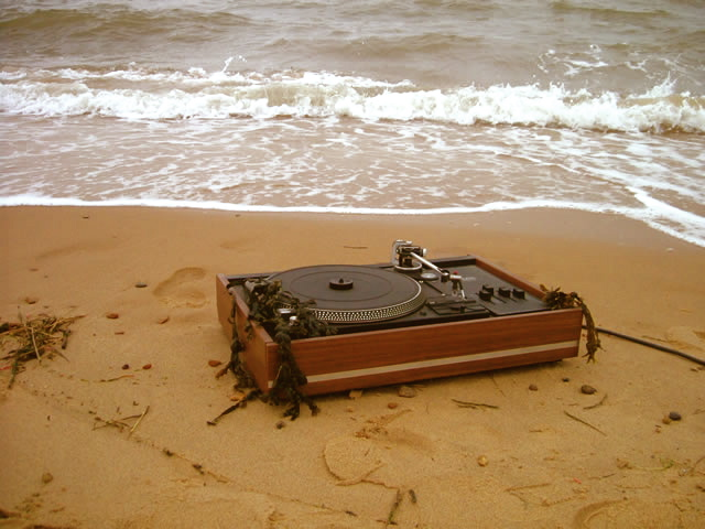 beach-music-record-player-washed-ashore